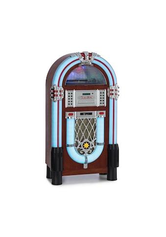 Auna DAB Jukebox BT CD Vinyl DAB+/UKW USB SD AUX - IN »Graceland All« kaufen