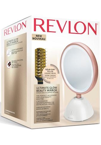 Revlon Kosmetikspiegel, inkl. REVLON Ceramic Brush kaufen