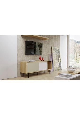 TemaHome Sideboard »Dann«, mit Schiebetüren, Breite 165 cm kaufen
