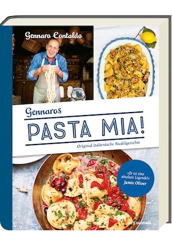 Buch »Pasta Mia! / Gennaro Contaldo« kaufen