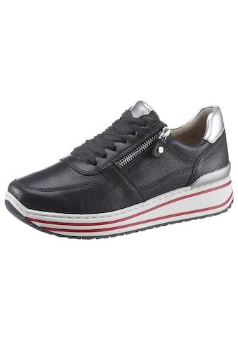 Ara Sneaker, mit Farbakzenten, G-Weite kaufen