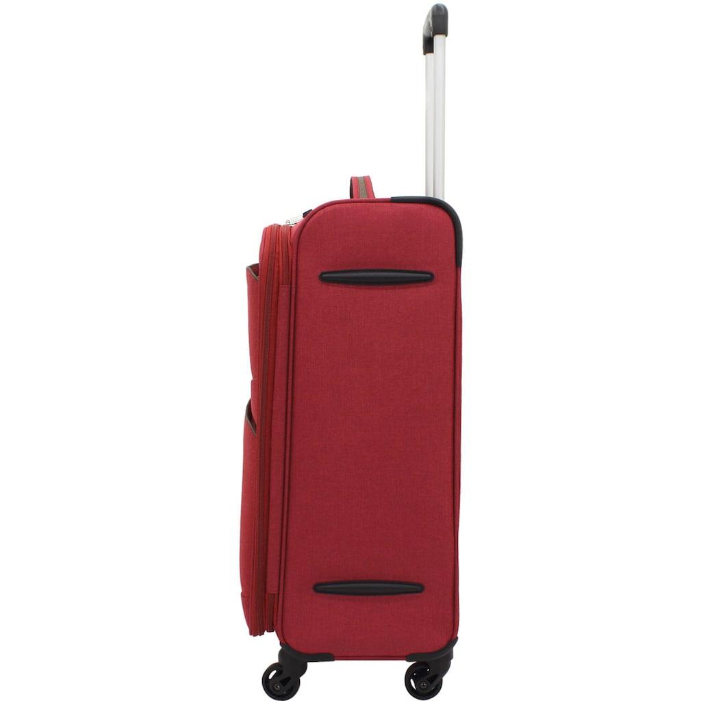 F23™ Weichgepäck-Trolley »Santa Cruz 2.0«
