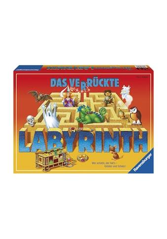 """Ravensburger Spiel, """"Das verrückte Labyrinth"""" kaufen"""