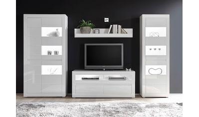 INOSIGN Wohnwand »Carat«, (Set, 4 St.) kaufen