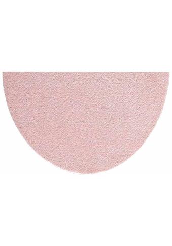 HANSE Home Fußmatte »Deko Soft«, halbrund, 7 mm Höhe, Schmutzfangmatte, saugfähig,... kaufen