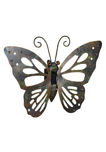LED Wanddeko Schmetterling kaufen