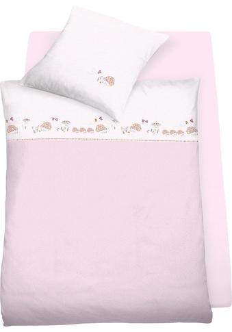 Schlafgut Kinderbettwäsche »Hedwig«, GOTS zertifiziert kaufen