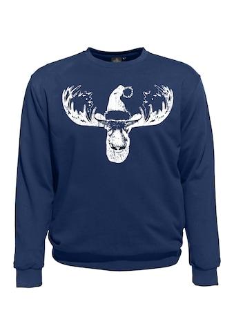 AHORN SPORTSWEAR Sweatshirt mit Rundhals-Ausschnitt kaufen