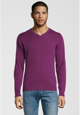 U.S. Polo Assn V - Ausschnitt - Pullover »V - Neck« kaufen