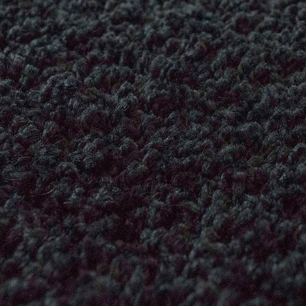 Carpet City Bettumrandung »Shaggi uni 500«