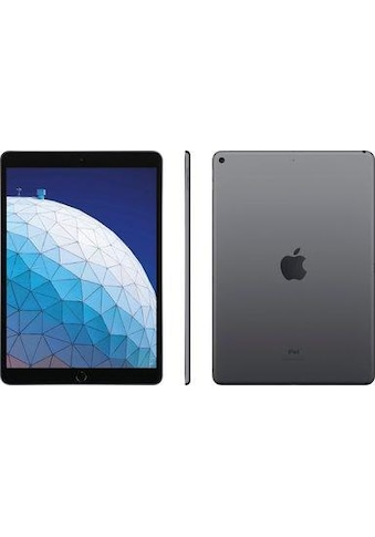 iPad Air Wi - Fi + Cellular, 64 GB, Apple, »space grau, 10.5 Zoll« kaufen