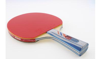 Joola Tischtennisschläger »Rosskopf GX 75«, (Set, 3 tlg., mit Bällen) kaufen