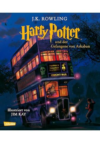 Buch Harry Potter und der Gefangene von Askaban (farbig illustrierte Schmuckausgabe) (Harry Potter 3) / J.K. Rowling; Klaus Fritz; Jim Kay kaufen