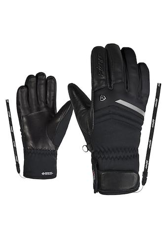 Ziener Skihandschuhe »KAHILI GTX INF PR Lady« kaufen
