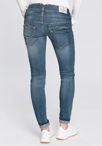 Herrlicher Slim-fit-Jeans »PITCH SLIM ORGANIC«, umweltfreundlich dank Kitotex Technology kaufen