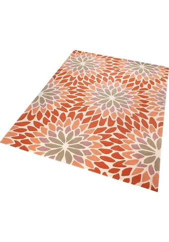 Esprit Teppich »Lotus«, rechteckig, 10 mm Höhe, Wohnzimmer kaufen