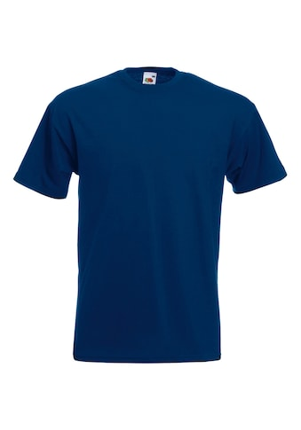 Fruit of the Loom T-Shirt »Herren Super Premium Kurzarm« kaufen