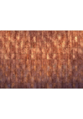 Komar Fototapete »Vliestapete Erosion«, bedruckt-Kunst-geometrisch-realistisch, 400 x... kaufen