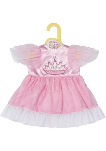 Zapf Creation® Puppenkleidung »Dolly Moda Prinzessin Kleid, 39-46 cm« kaufen