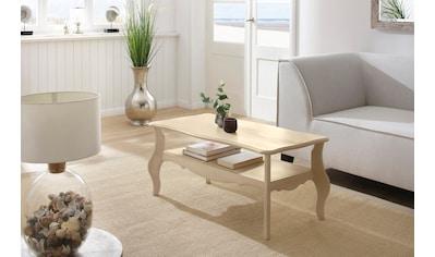 Home affaire Couchtisch »Lebo«, Breite: 80 cm kaufen