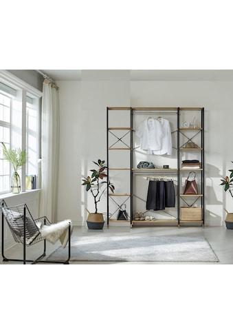 my home Mehrzweckregal »Connor«, vielfältig nutzbar, für alle Räume geeignet, Breite 170 cm kaufen