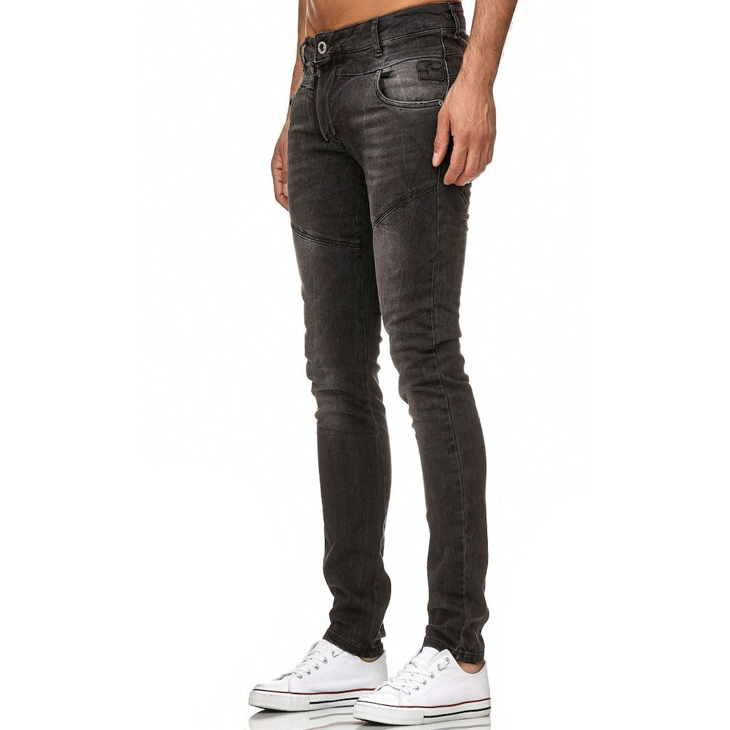 Rusty Neal Jeans im modernen Skinny-Fit