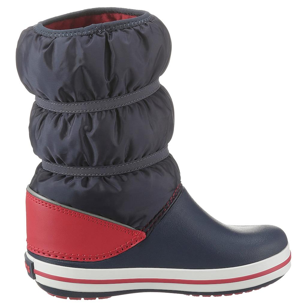 Crocs Winterstiefel »Winter Puff Boot«, zum Schlupfen