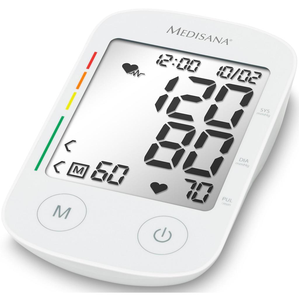 Medisana Oberarm-Blutdruckmessgerät »BU 535«, präzise Blutdruckmessung am Oberarm