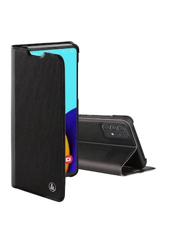"""Hama Smartphone-Hülle »Smartphone-Booklet Tasche«, """"Slim Pro"""" für Samsung Galaxy A52,... kaufen"""