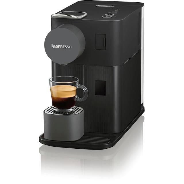 Nespresso Kapselmaschine Lattissima One EN500.B schwarz