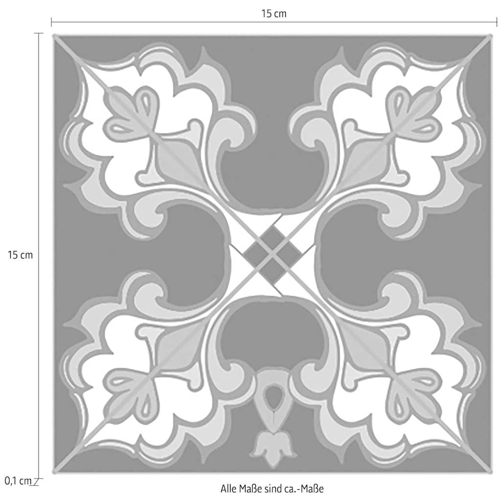 queence Fliesenaufkleber »Muster«