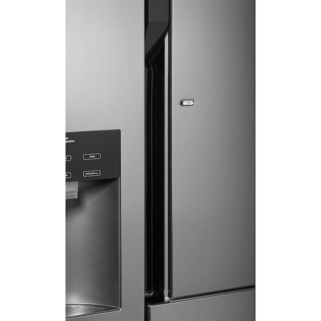 LG Side-by-Side, 179 cm hoch, 91,2 cm breit