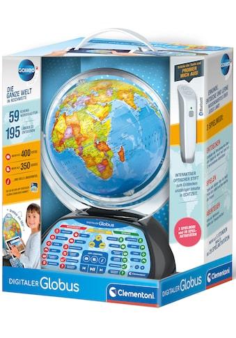 Clementoni® Globus »Galileo - Digitaler Globus«, mit App-Funktion; Made in Europe kaufen