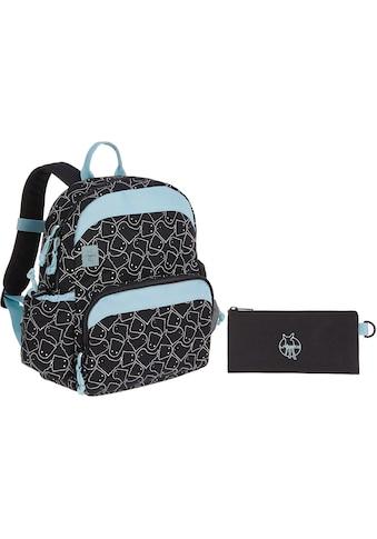 Lässig Kinderrucksack »4Kids Medium Backpack, Spooky Black« kaufen