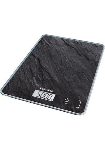 """Soehnle Küchenwaage """"Page Compact 300 Slate"""" kaufen"""