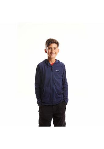 Craghoppers Kapuzensweatjacke »NosiLife Ryley Kinder-Kapuzenjacke« kaufen