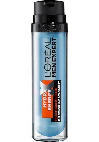 """L'ORÉAL PARIS MEN EXPERT Gesichtspflege """"Hydra Energy Feuchtigkeitsfluid"""" kaufen"""