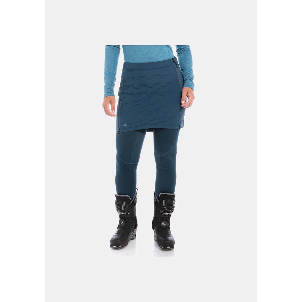 Schöffel Sweatrock »Thermo Skirt Pazzola L«
