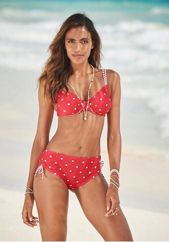 s.Oliver Bikini-Hose »Audrey«, seitlich regulierbar kaufen
