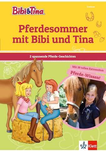 Buch »Bibi & Tina: Pferdesommer mit Bibi und Tina / DIVERSE« kaufen