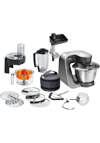 BOSCH Küchenmaschine HomeProfessional MUM57860, 900 Watt, Schüssel 3,9 Liter kaufen