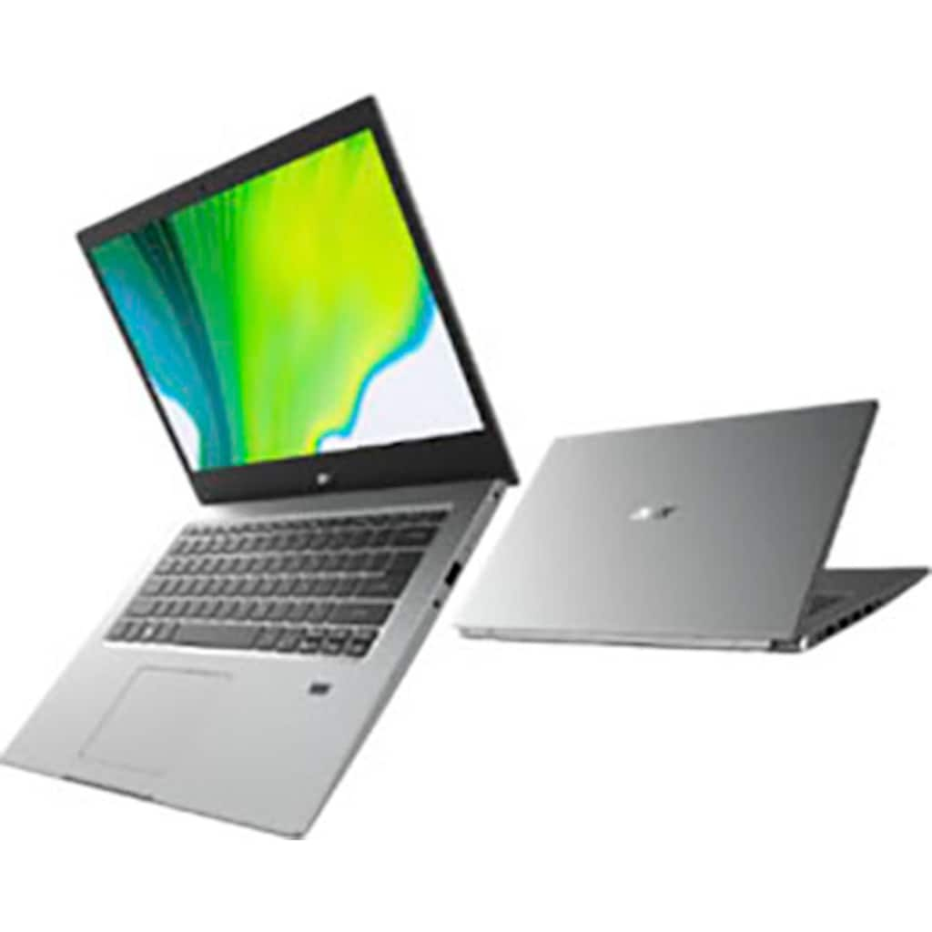 "Acer Notebook »Aspire 3 A315-35-P5JU«, (39,62 cm/15,6 "" Intel Pentium UHD Graphics\r\n 512 GB SSD), Kostenloses Upgrade auf Windows 11, sobald verfügbar"
