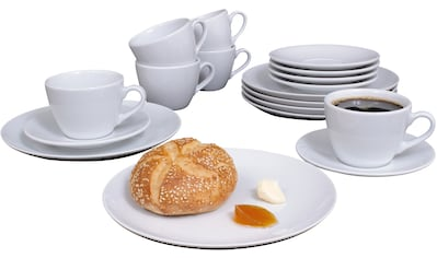 Eschenbach Kaffeeservice »Simply Cup«, (18 tlg.), Made in Germany kaufen