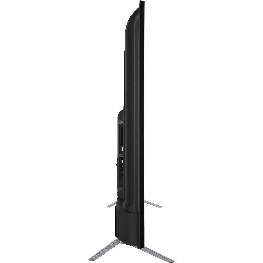 "Telefunken LED-Fernseher »D50V800M4CWH«, 126 cm/50 "", 4K Ultra HD, Smart-TV, 36 Monaten Herstellerlangzeitgarantie"