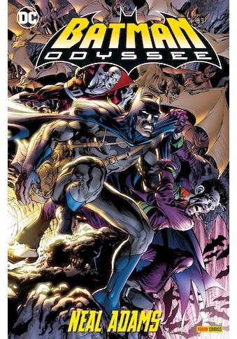 Buch »Batman: Odyssee / Neal Adams, Steve Kups« kaufen