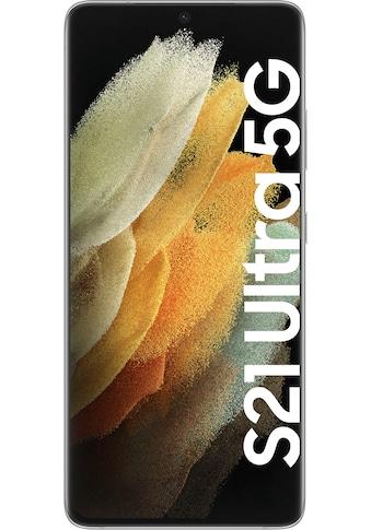 """Samsung Smartphone »Galaxy S21 Ultra 5G«, (17,3 cm/6,8 """", 256 GB Speicherplatz, 108 MP... kaufen"""