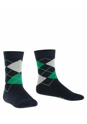 FALKE Socken »Classic Argyle«, (1 Paar), mit verstärkten Belastungszonen kaufen