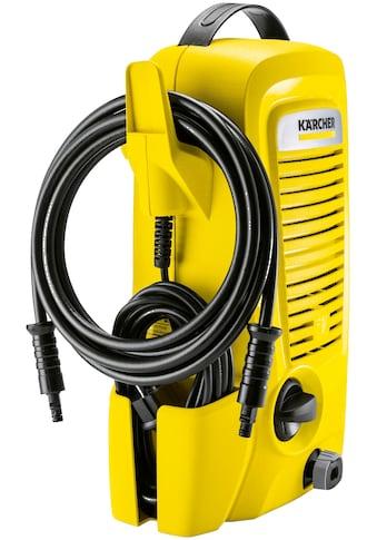 KÄRCHER Hochdruckreiniger »K 2 Universal Edition«, mit Zubehöraufbewahrung kaufen