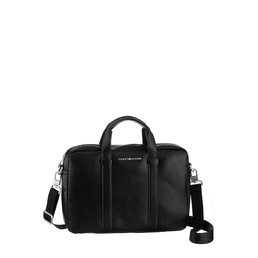 Tommy Hilfiger Messenger Bag »TH CITY COMPUTER BAG«, mit extra Fach für den Laptop