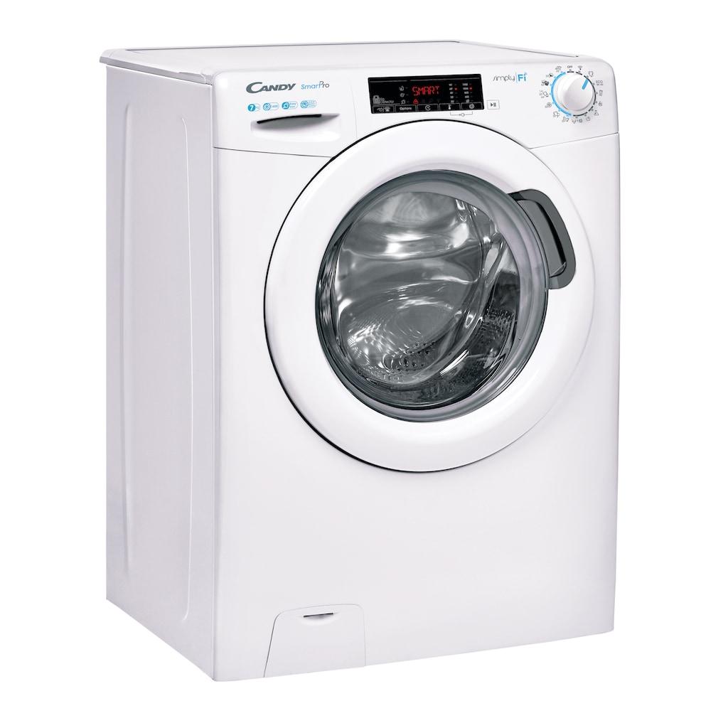 Candy Waschmaschine, CSO4 1475TE/1-S, 7 kg, 1400 U/min